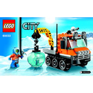 LEGO Arctic Ice Crawler Set 60033 Instructions