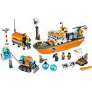 LEGO Arctic Icebreaker Set 60062
