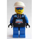 LEGO Arctic Male with Blue Outfit and White Cap Minifigure