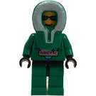 LEGO Arctic Man with Green Parka Minifigure