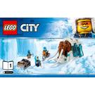 LEGO Arctic Mobile Exploration Base Set 60195 Instructions