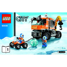 LEGO Arctic Outpost Set 60035 Instructions