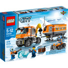 LEGO Arctic Outpost Set 60035 Packaging