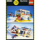 LEGO Arctic Rescue Base Set 8680