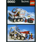 LEGO Arctic Rescue Unit Set 8660