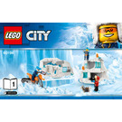 LEGO Arctic Scout Truck Set 60194 Instructions