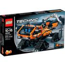 LEGO Arctic Truck Set 42038 Packaging