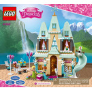 LEGO Arendelle Castle Celebration Set 41068 Instructions