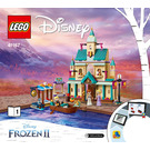 LEGO Arendelle Castle Set 41167 Instructions