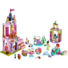 LEGO Ariel, Aurora, and Tiana's Royal Celebration Set 41162