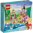 LEGO Ariel, Aurora, and Tiana's Royal Celebration Set 41162 Packaging