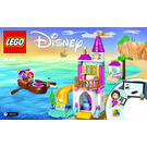 LEGO Ariel's Castle Set 41160 Instructions