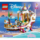 LEGO Ariel's Royal Celebration Boat Set 41153 Instructions