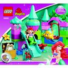 LEGO Ariel's Undersea Castle Set 10515 Instructions