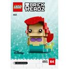 LEGO Ariel & Ursula Set 41623 Instructions
