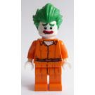 LEGO Arkham Asylum Joker Minifigure