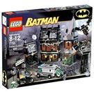 LEGO Arkham Asylum Set 7785 Packaging