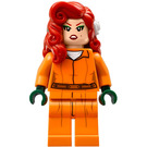 LEGO Arkham Poison Ivy with Orange Jumpsuit Minifigure