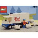 LEGO Arla Milk Delivery Truck Set 1581-2
