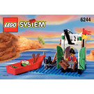 LEGO Armada Sentry Set 6244 Instructions