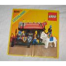LEGO Armor Shop Set 6041 Instructions