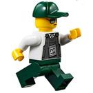 LEGO Armored Truck Driver Minifigure