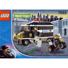 LEGO Armoured Car Action Set 7033