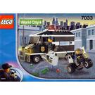 LEGO Armoured Car Action Set 7033