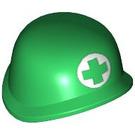 LEGO Army Man Medic Minifig Helmet Army (87998 / 89507)