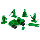LEGO Army Men on Patrol Set 7595