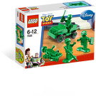 LEGO Army Men on Patrol Set 7595 Packaging