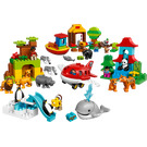 LEGO Around the World Set 10805