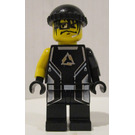 LEGO Arrow, Alpha Team Minifigure