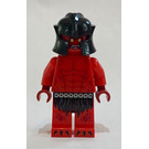 LEGO Ash Attacker - Crust Smasher - without Armor (30374) Minifigure