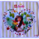 LEGO Ashley's Miniature Garden Set 3240 Instructions