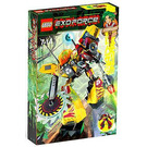 LEGO Assault Tiger Set 8113 Packaging