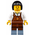 LEGO Assembly Square Barista Minifigure