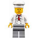 LEGO Assembly Square Chef / Baker Minifigure