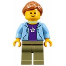 LEGO Assembly Square Customer Minifigure