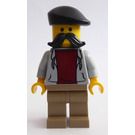 LEGO Assembly Square Photographer Minifigure