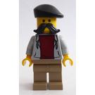 LEGO Assembly Square Photographer Minifigure