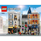 LEGO Assembly Square Set 10255 Instructions