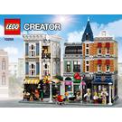 LEGO Assembly Square Set 10255 Instructions