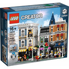 LEGO Assembly Square Set 10255 Packaging