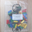 LEGO Assorted 3M Color Technic Parts Pack Set 992176 Packaging