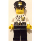 LEGO Astor City Guard Minifigure