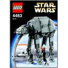 LEGO AT-AT Set 4483 Instructions