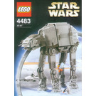 LEGO AT-AT Set (black box) 4483-1