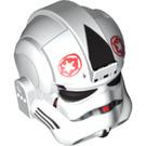 LEGO At AT/TIE Pilot Helmet (88104)