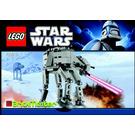 LEGO AT-AT Walker Set 20018 Instructions